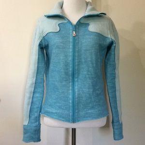 Vintage Lululemon Wool Fleece Reversible Jacket